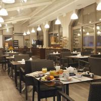 Petit déjeuner à l'hôtel Arianis de Sochaux
